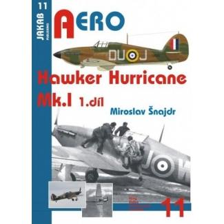 Jakab Aero Hawker Hurricane Mk.I 1.díl