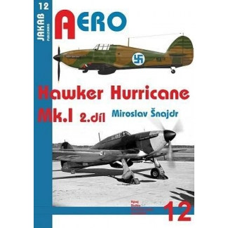Jakab Aero Hawker Hurricane Mk.I 2.díl