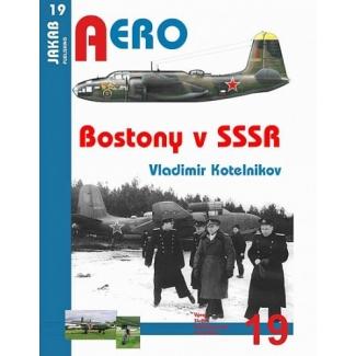 Jakab Aero Bostony v SSSR
