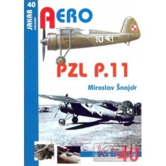 Jakab Aero PZL P.11