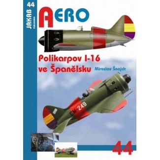 Jakab Aero Polikarpov I-16 ve Španělsku