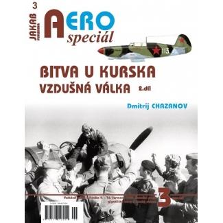 Jakab Aero Special Bitva u Kurska -vzdušná válka 2.díl