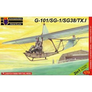 G-101/SG-1/SG38/TX.I (2 in 1) (1:72)
