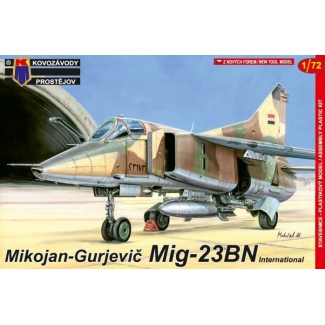 "Mikojan-Gurjevic Mig-23BN ""International"" (1:72)"