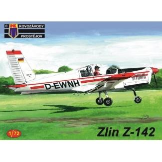 Zlin Z-142 (1:72)