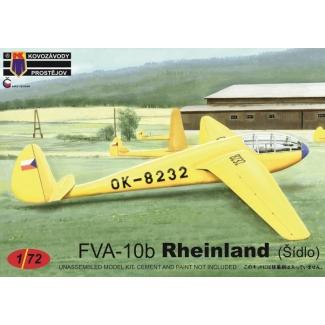 FVA-10b Rheiland (Šídlo) (1:72)