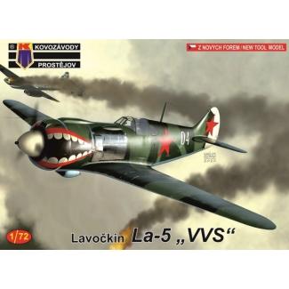 """Lavockin La-5 """"VVS"""" (1:72)"""