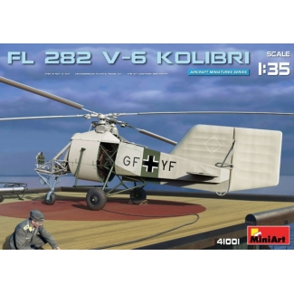 Flettner Fl-282 V-6 Kolibri (1:35)