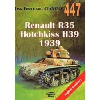 Renault R35, Hotchkiss H39 1939