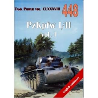 PzKpfw I/II vol.I