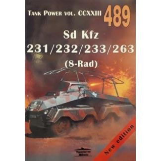 Militaria 489  Sd kfz 231/232/233/263 (8-Rad)