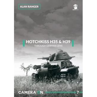 Hotchkiss H35 & H39.Through German Lens