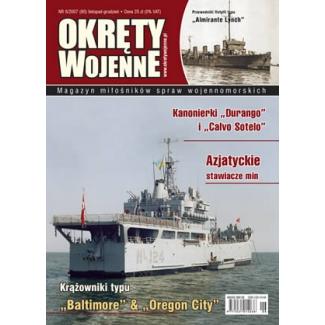 Okręty Wojenne 86 (6/2007)