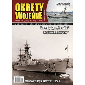 Okręty Wojenne 153 (1/2019)
