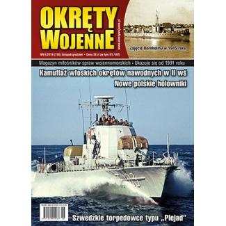 Okręty Wojenne 158 (6/2019)