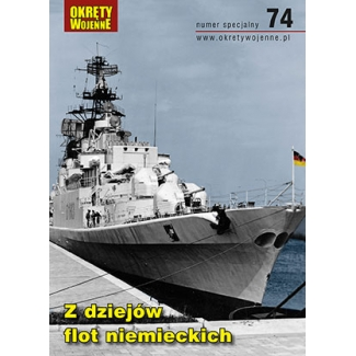 Z dziejów flot niemieckich