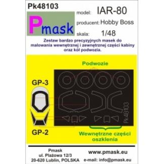 IAR-80: Maska (1:48)