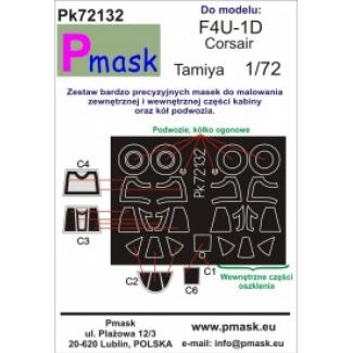 F4U-1D Corsair: Maska (1:72)