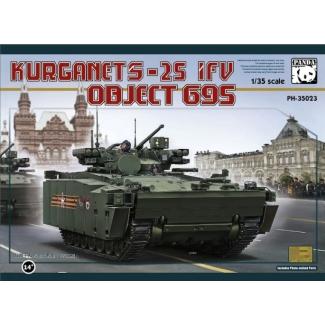 Kurganets-25 IFV Object 695 (1:35)