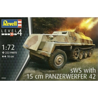 sWS With 15 cm Panzerwerfer 42 (1:72)