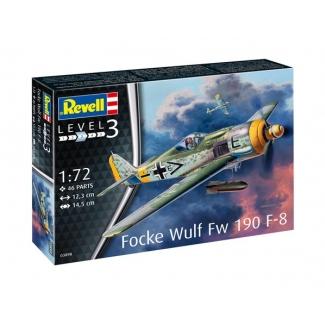 Focke Wulf Fw 190 F-8 (1:72)