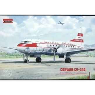 Convair CV-340 Hawaiian Airlines (1:144)