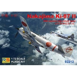 Nakajima Ki-87 II (1:72)