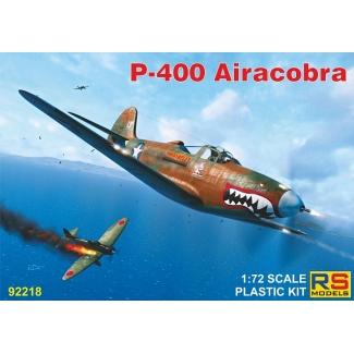 P-400 Airacobra (1:72)