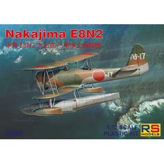 Nakajima E8N2 (1:72)