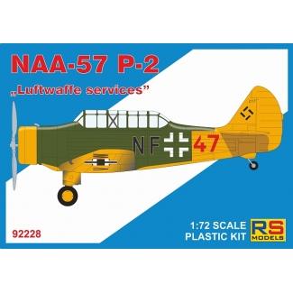 "NAA-57 P-2 ""Luftwaffe services"" (1:72)"