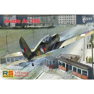Arado Ar 396 (1:72)