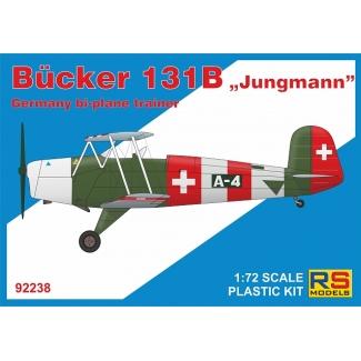 """Bücker 131 B """"Jungmann"""" (1:72)"""