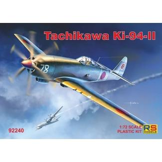 Tachikawa Ki-94-II (1:72)