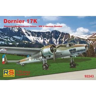 Dornier 17 K (1:72)