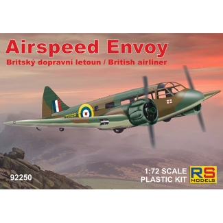 Airspeed Envoy (1:72)