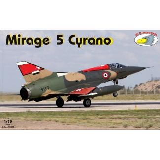 "Mirage 5 ""Cyrano"" (1:72)"
