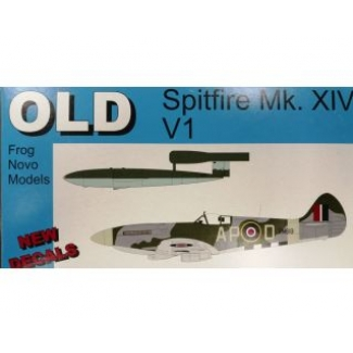 Spitfire Mk.XIV and V1 (1:72)