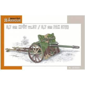 3,7 cm KPUV vz.37/ 3,7 cm PAK 37(t) (1:35)