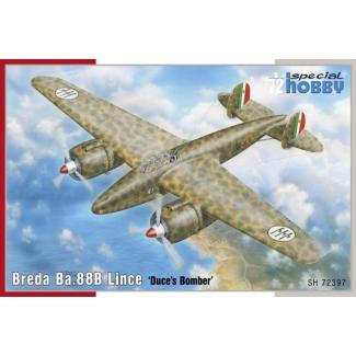 Breda Ba.88B Lince (1:72)