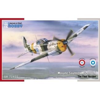 "Morane Saulnier MS-410C.1 ""The Final Version"" (1:72)"