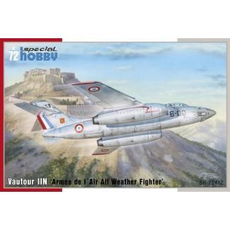S. O. 4050 Vautour II 'Armée de l' Air All Weather Fighter' (1:72)