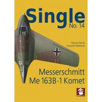 Stratus Single Nr.14  Messerschmitt Me 163B-1  Komet
