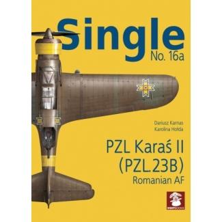 Stratus Single Nr.16a PZL Karaś II (PZL.23B) Romanian AF