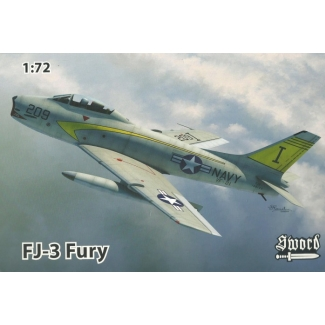 FJ-3 Fury (1:72)
