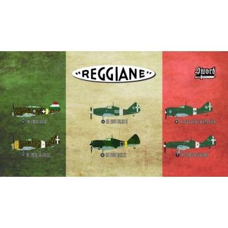 Reggiane Fighters (1:72)