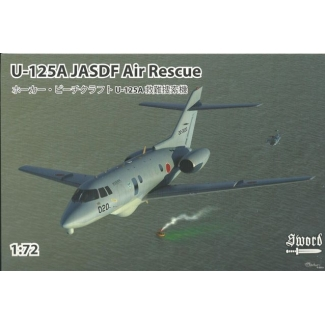 U-125 JASDF Air Rescue (Hawker Beechcraft) (1:72)