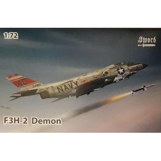 F-3H-2/F-3B Demon (1:72)