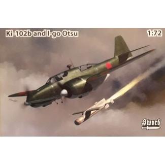Ki-102b and I-Go Otsu (1:72)