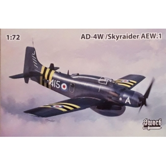 AD-4W/Skyraider AEW.1 (1:72)