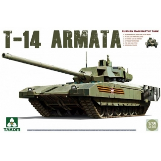 Russian Main Battle Tank T-14 Armata (1:35)